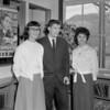 (1959-60) Shamokin High School: Library.