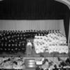 (1960) Shamokin graduation.