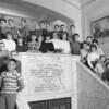 (1959-60) Shamokin High School: Eighth graders, Steward.
