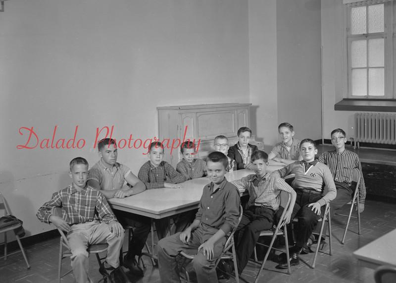 (1959-60) Shamokin High School: Homemaking.