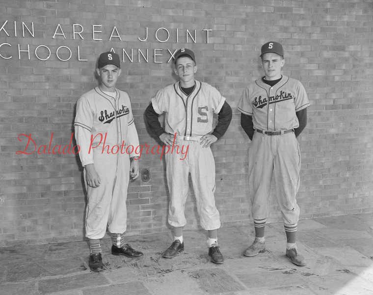 (1959-60) Shamokin High School: Baseball.