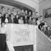 (1959-60) Shamokin High School: Eighth graders, Byerly.