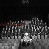 (1951) Shamokin High School band.