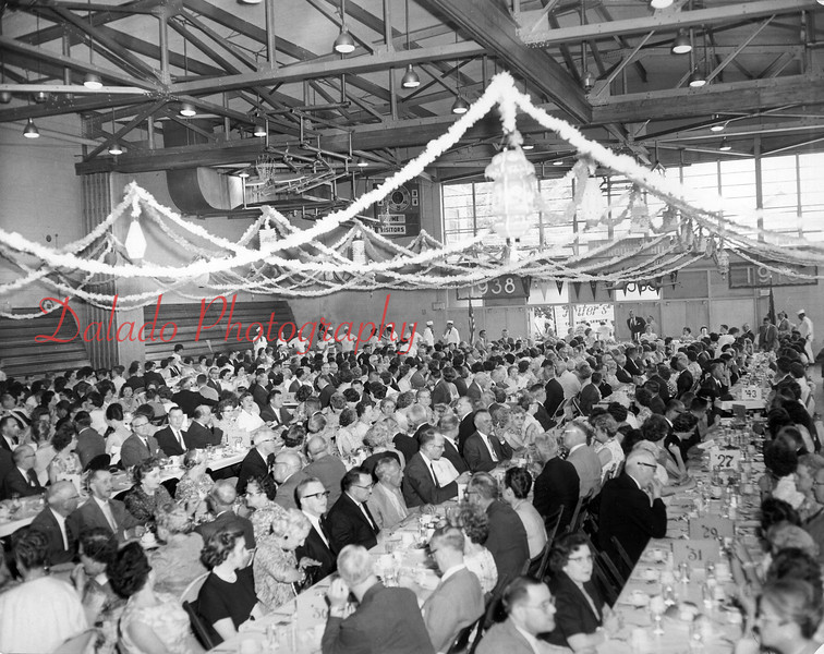 (June 1958) In this year 1,550 Shamokin High School alumni celebrated the 75th Anniversary of the association. Representatives included Harrietta C. Hoch, a member of the Class of 1888.