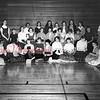 (1958) Shamokin junior high knitting club.