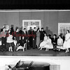 (1958) From the Shamokin High School alumni association 75th anniversary book. Class play.