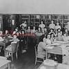 (Spring 1958) Shamokin High School library.