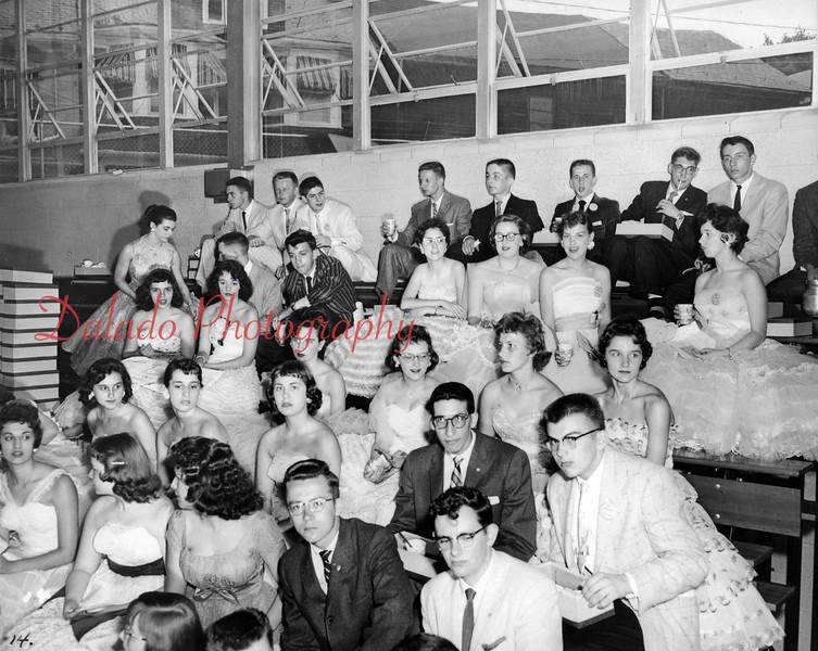 (1958) From the Shamokin High School alumni association 75th anniversary book.