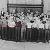 (Spring 1958) Shamokin High School senior vocational.