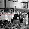 (1958) From the Shamokin High School alumni association 75th anniversary book. Hi-Y Club.