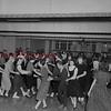 (1958) Shamokin High School dance.