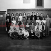 (1963) Stevens Grade School. Weaver homeroom.