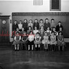 (1963) Stevens Grade School. Hornburger homeroom.