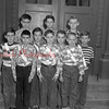 (10.04.53) Washington School, Coal Township, Patrol Boys are, front row, from left, Leonard Miller, Michael Goretski and Harry Davis, second, Richard Zack, James Kriesher, Matthew Yucha and gerald Janovich; third, Michael Soubik, Ed Laboskie and James Sweety.
