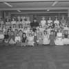 (April 1962) Transfiguration Church girls.