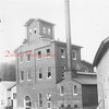 Shown here is the brew house addition of the Eagle Run Brewery, later the Fuhrmann and Schmidt Brewing Company, in Tharptown's west end.