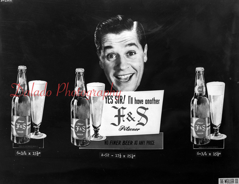 (01.08.53) F&S advertisements.
