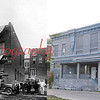 Shown here is a before and after shot of the the main offices, cold storage and bottling house of Fuhrmann and Schmidt Brewing Company at the northeast corner of Commerce and Washington streets in Shamokin. The firm sold the building to Blyer-Quinn Veterans of Foreign Wars Post 2318 on Nov. 24, 1954.