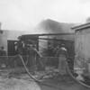(March 1962) Mount Carmel fire.
