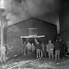 Mount Carmel garage fire.
