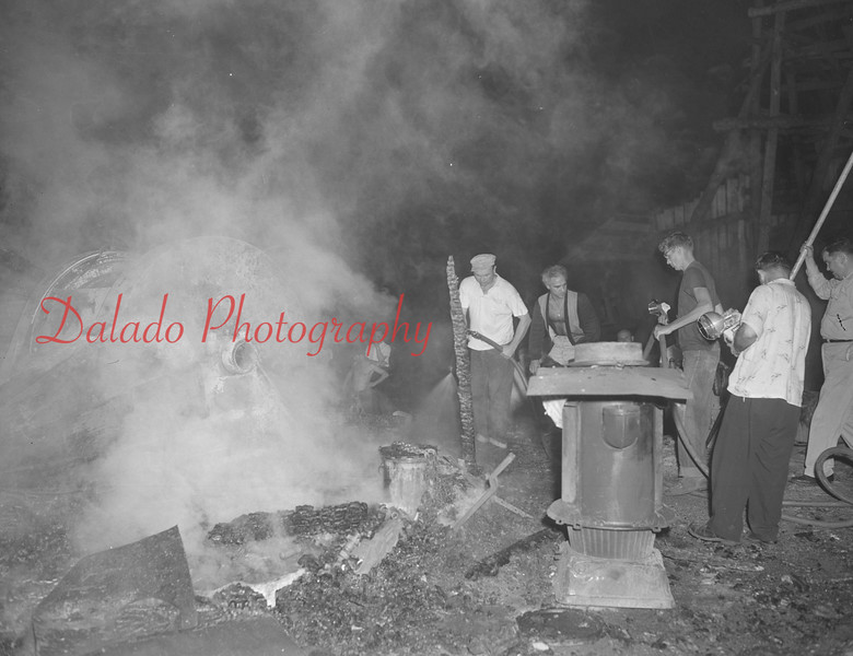 (1959) Fire, unknown.