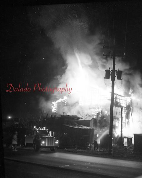 (03.04.75) Rosini Breaker along Route 61 fire.