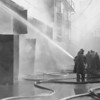 (March 1962) Mount Carmel fire.
