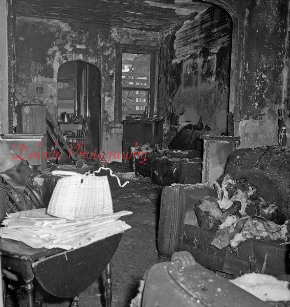 (May 1958) Unknown fire.
