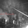 (11.19.1956) Fire at Mary Kirk Dress on Third Street in Mount Carmel. Later became the Knights of Columbus.