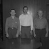 (Feb. 1955) Fire officials.