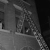 (Oct. 1958) Shamokin fire training.