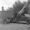 (Oct. 1965) Mount Carmel fire training.