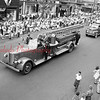 (1953) Anthracite Fire Company in a parade.