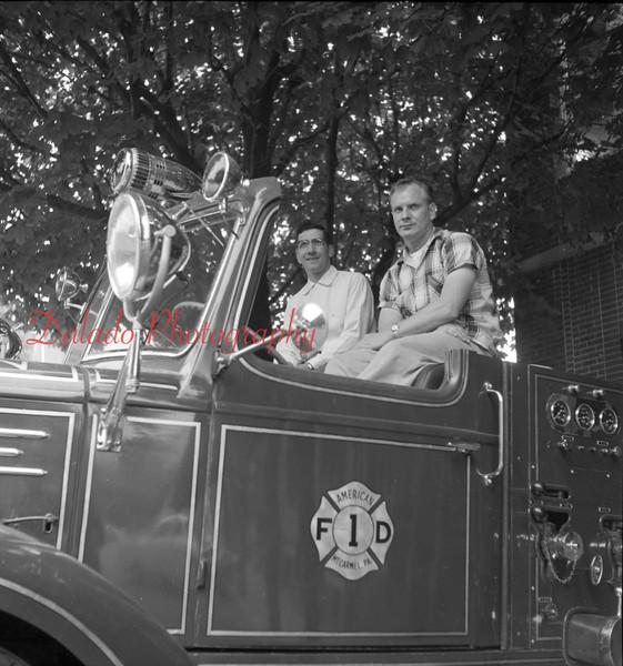 American Fire Co. (Shamokin Citizen photo, unknown year.)