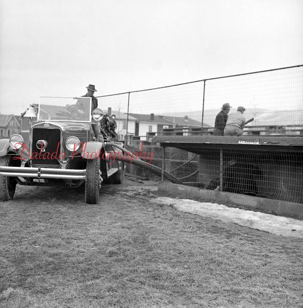 Anthracite Fire Co. (Shamokin Citizen photo, unknown year.)