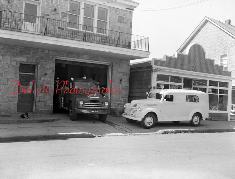 Keiser Fire Co., I believe Marion Heights.