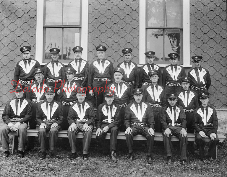 Might be members of the Locust Gap Fire Co.