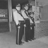 (1959) West End Fire Co. members.