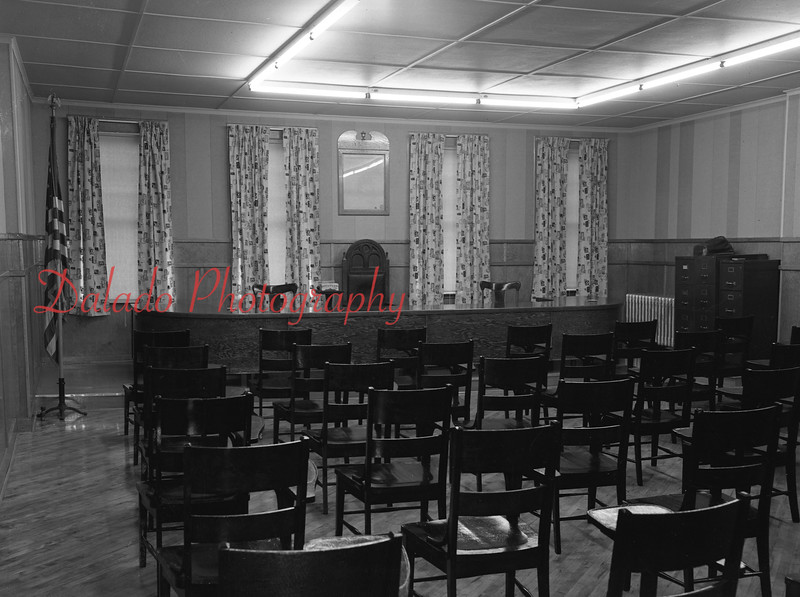 (10.27.55) West End Fire Co. meeting hall.