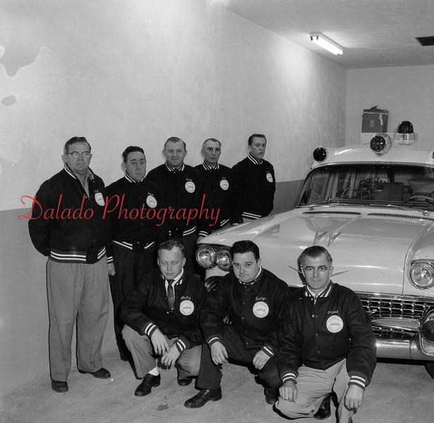 (Nov. 1958) Kulpmont Ambulance.