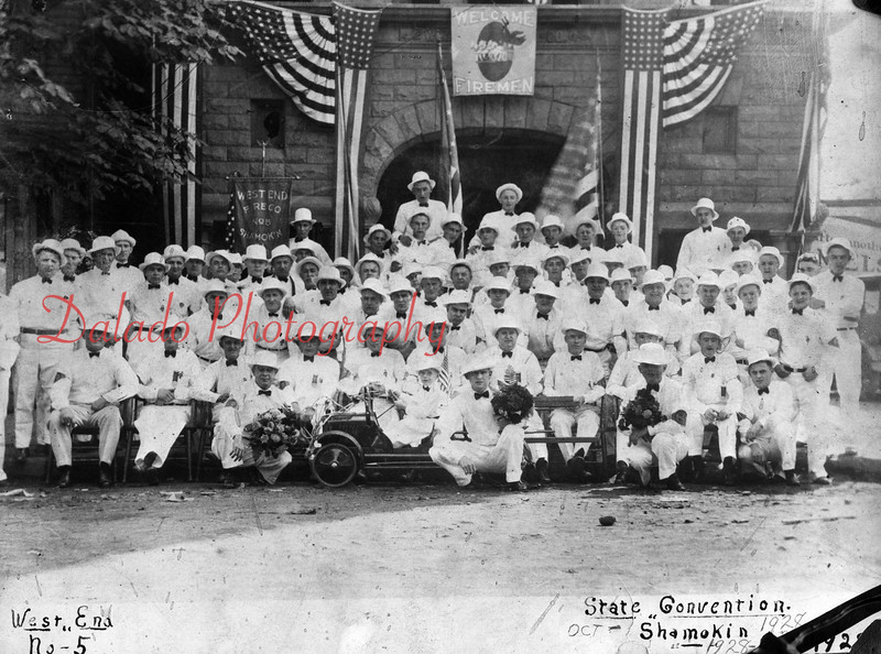 (Oct. 1928) West End Fire Co.