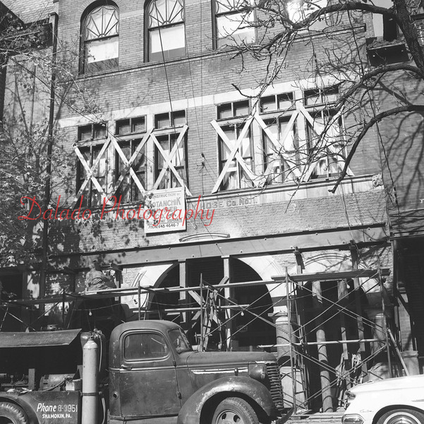 (Nov. 1967) Renovation of Liberty Fire Co.