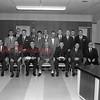(1964) Shamokin Fire Department officials.