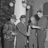 (Nov. 1959) Shamokin Fire Bureau are Letcavage, Kehler and Wolfe.