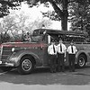 Liberty Fire Company members with their 1941 American LaFrance.