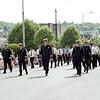 (05.26.86) Shamokin firemen in parade.