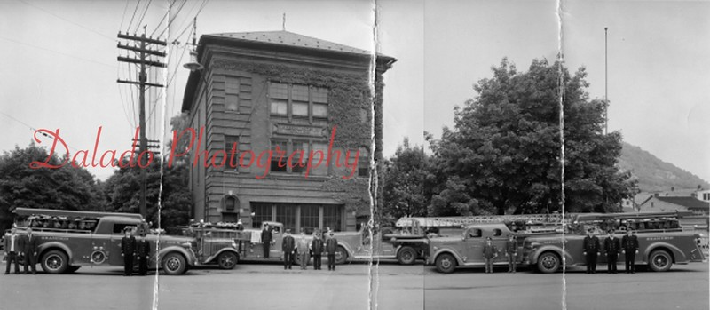*Low-Res* Shamokin Fire Bureau.