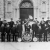 (1915) Ruthenian Band- The Ruthenian Band formed in Brady where it was termed the Brady Band. After a period of time the band became affiliated with the Ukrainian church in Shamokin.