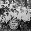 (1902) Anthracite Miners Band, Mount Carmel.