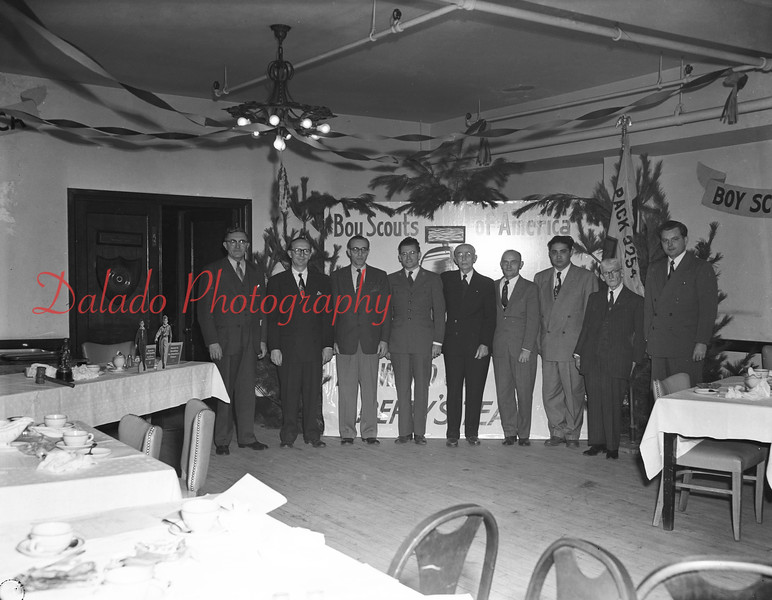 (01.29.53) Boy Scouts at Penn Lee in Shamokin.